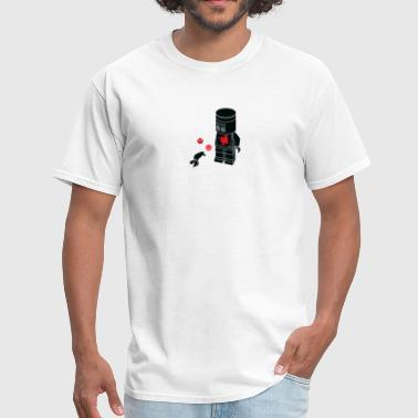 Funny Lego movie parody - Men's T-Shirt