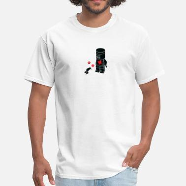 Funny Lego Funny Lego movie parody - Men's T-Shirt