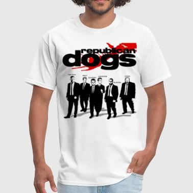 Republican Dogs T-shirt - Men's T-Shirt