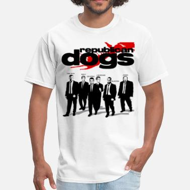 Ben Republican Dogs T-shirt - Men's T-Shirt