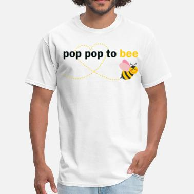 Pops Since 2016 Pop Pop to bee - Men's T-Shirt