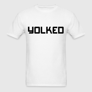 Yolked (1) - Men's T-Shirt
