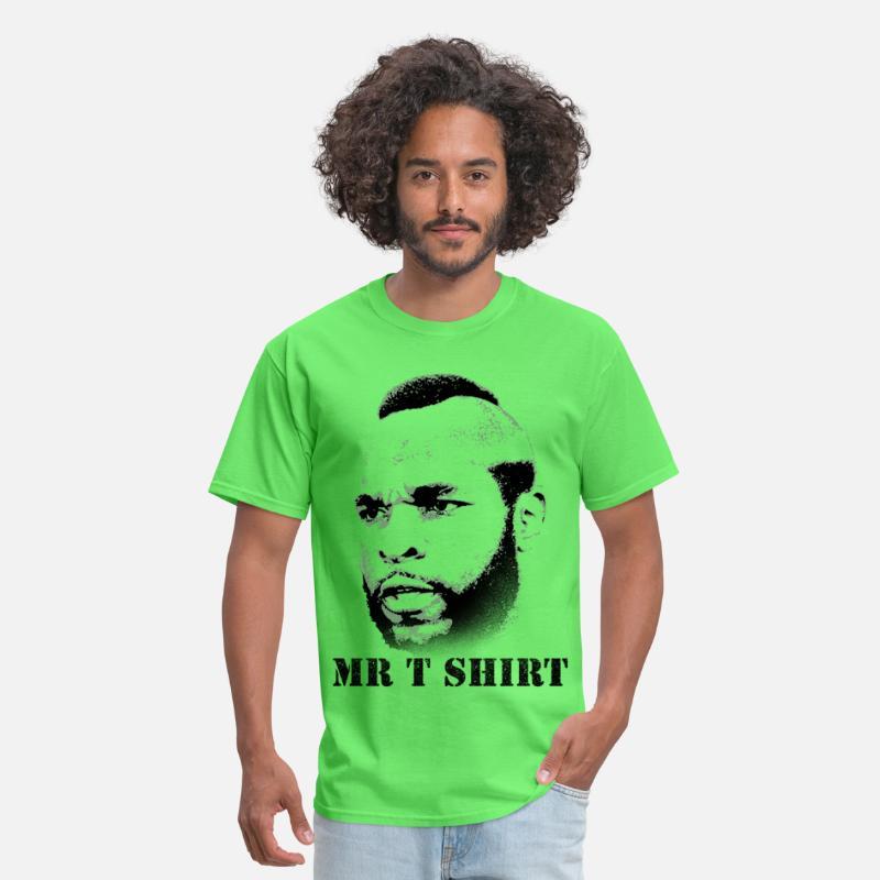 Mr T Shirt 1 Mens T Shirt Spreadshirt