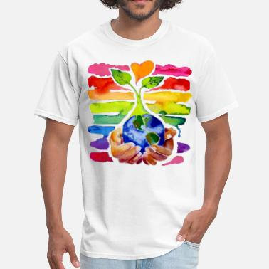 Earthday Earthday - Men's T-Shirt