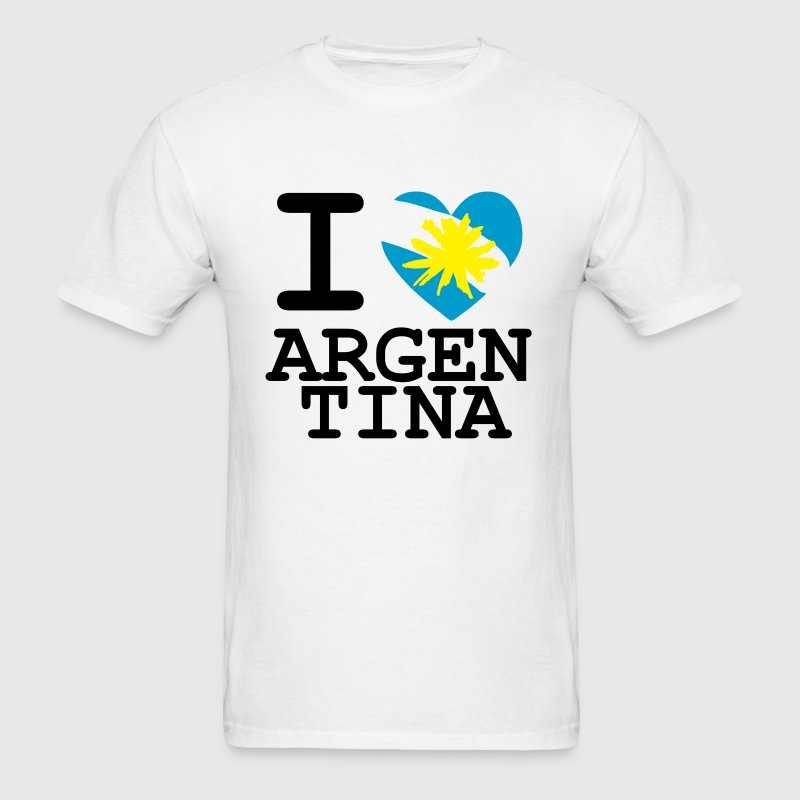 I Heart Argentina - Men's T-Shirt