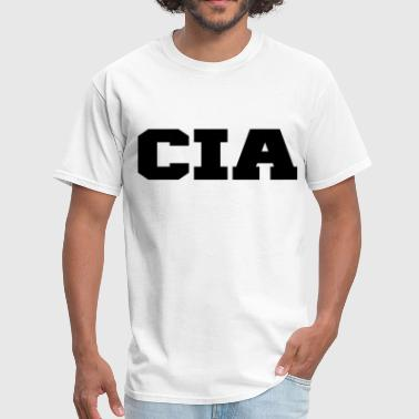 Central Intelligence Agency Cia CIA (3) - Men's T-Shirt
