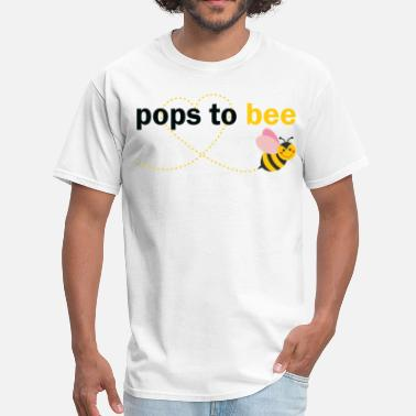 Pops Since 2016 Pops To Bee - Men's T-Shirt