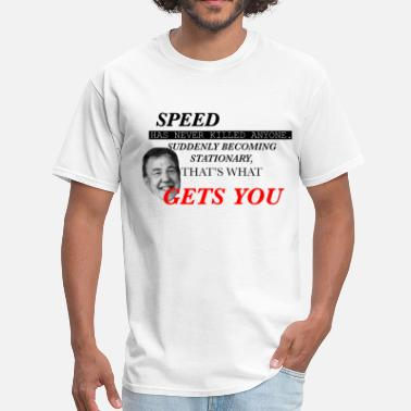 James Speed has never killed - Men's T-Shirt