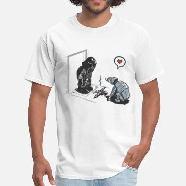 Funny Star Wars Darth Vader comic - Men  39 s T-Shirt 632710004