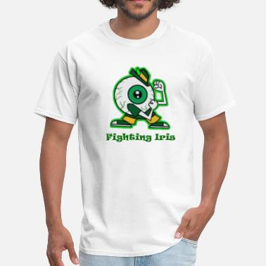 Fighting Irish fighting iris.png - Men's T-Shirt