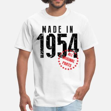 1954 Made In 1954 All Original Parts - Men's T-Shirt
