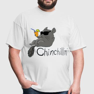Chinchillin - Men's T-Shirt