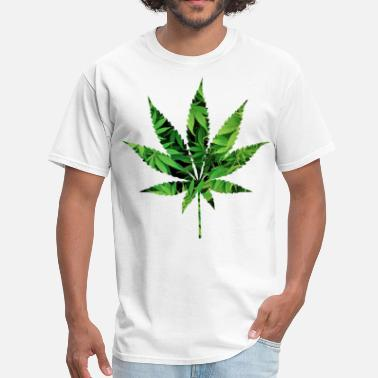 Weed Addict Weed Weed - Men's T-Shirt