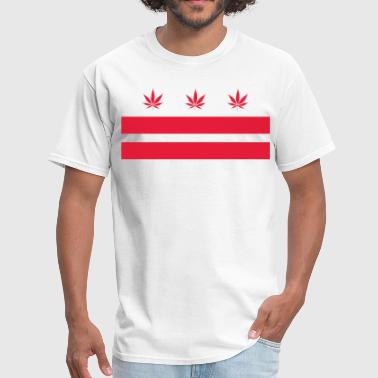 Legalized marijuana - Men's T-Shirt