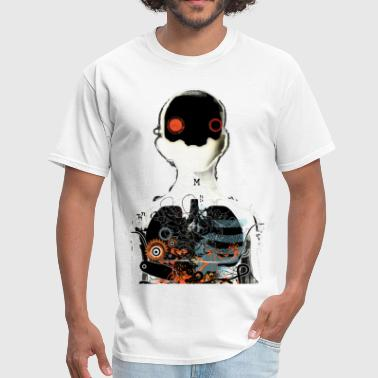 human robot - Men's T-Shirt