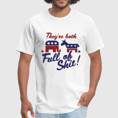 Political Humor - Men's T-Shirt
