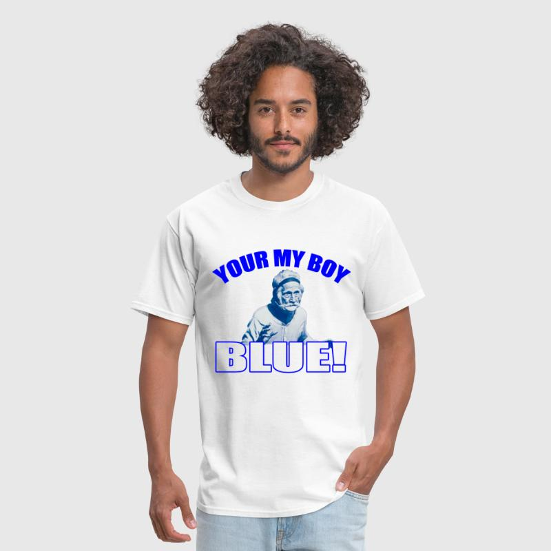 MY BOY BLUE - Men's T-Shirt