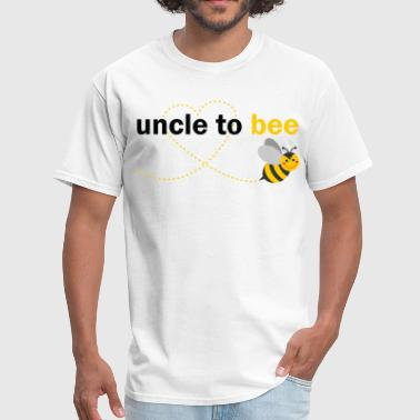 New Grandpa Uncle To Bee - Men's T-Shirt
