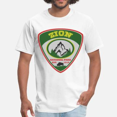 1919 zion 1919.png - Men's T-Shirt