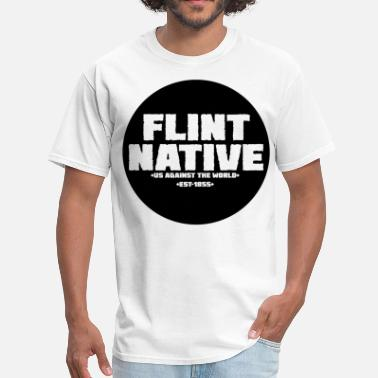 Flint Flint Native - Men's T-Shirt