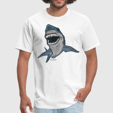 GREAT WHITE - Men's T-Shirt