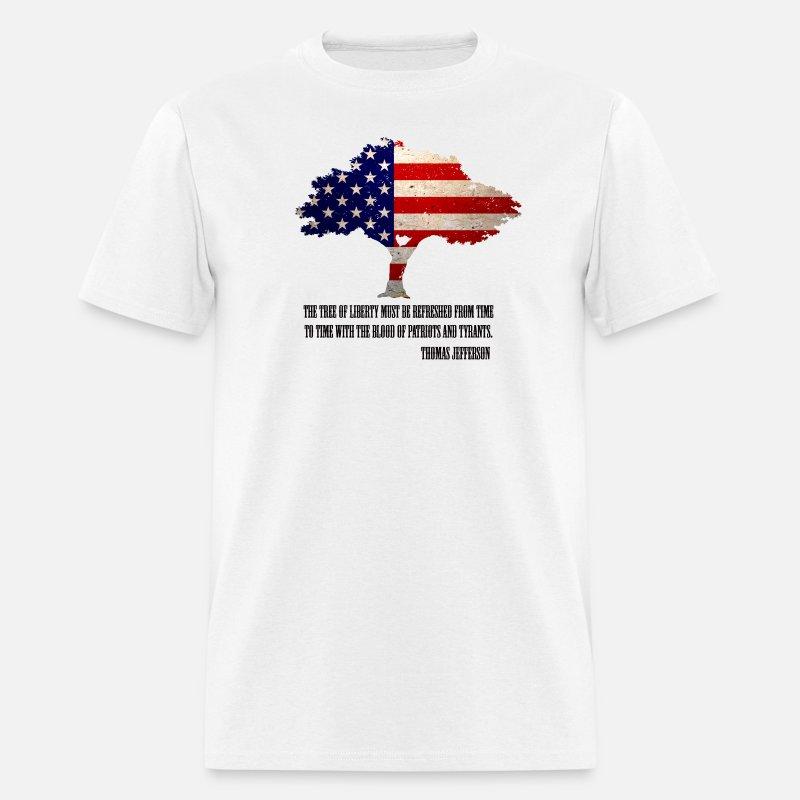 4ca9298f7fb5 Tree of Liberty Men s T-Shirt