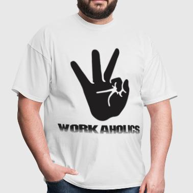 workaholics - Men's T-Shirt