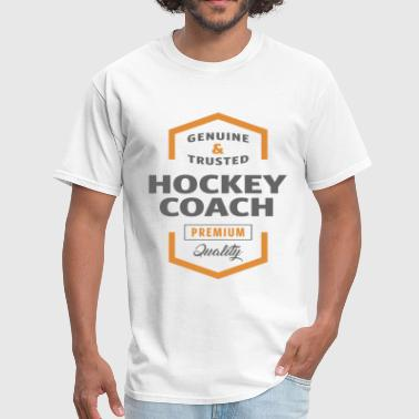 Hockey Coach - Men's T-Shirt