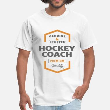 Hockey Coach Gift Hockey Coach - Men's T-Shirt