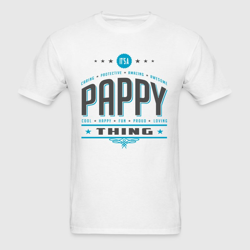 It's A Pappy Thing Light T-shirt - Men's T-Shirt