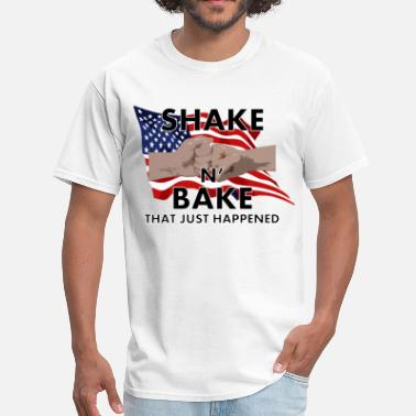 Bake Talledega Nights Shake n' Bake - Men's T-Shirt