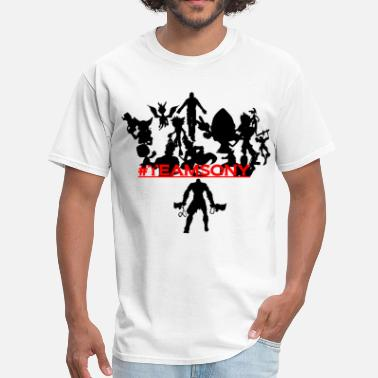 Sony Playstation Team Sony (PNG) - Men's T-Shirt