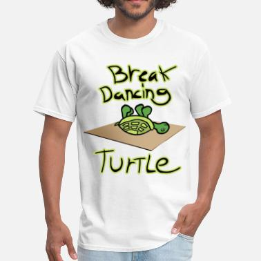 Bloop Turtle - Men's T-Shirt