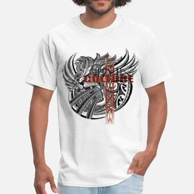 Polynesian alpha lion - Men's T-Shirt