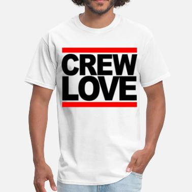 Loving The Crew Crew Love - Men's T-Shirt