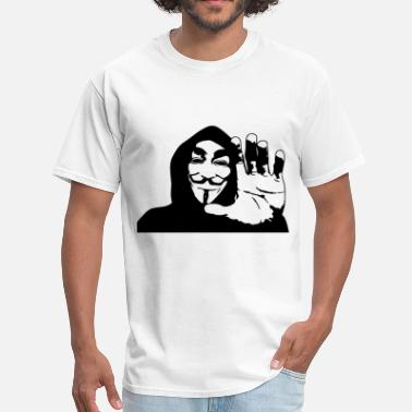 Guy-fawkes Guy Fawkes - Men's T-Shirt