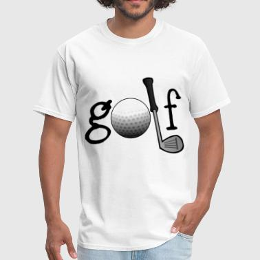 Golf Team Golf - Men's T-Shirt