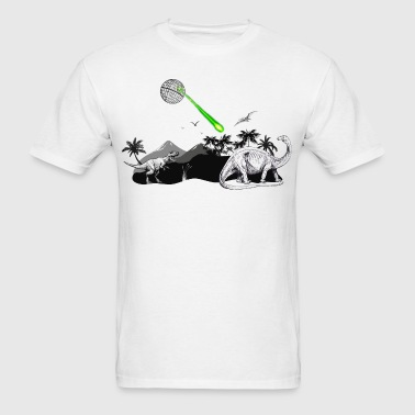 Extinction by Death Star - Men's T-Shirt