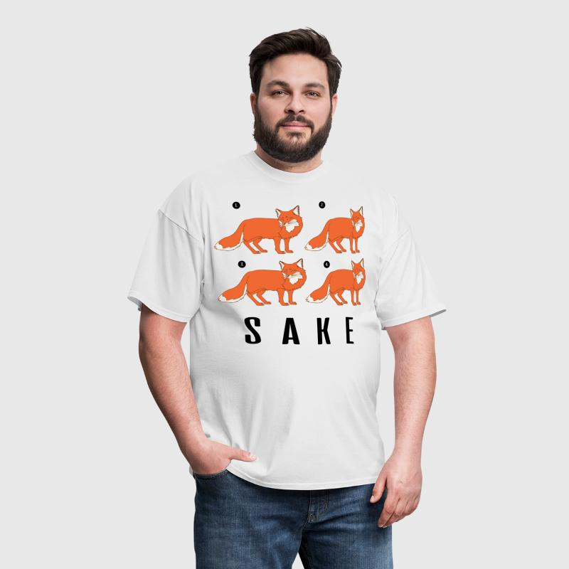 Four Fox Sake - Men's T-Shirt