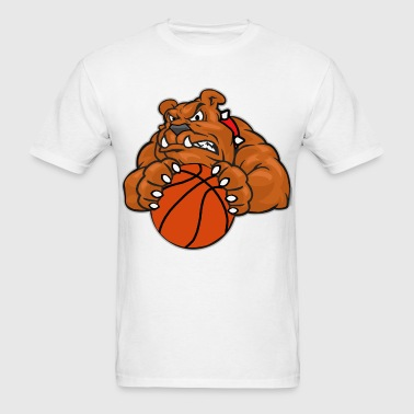 Dog Ball - Men's T-Shirt