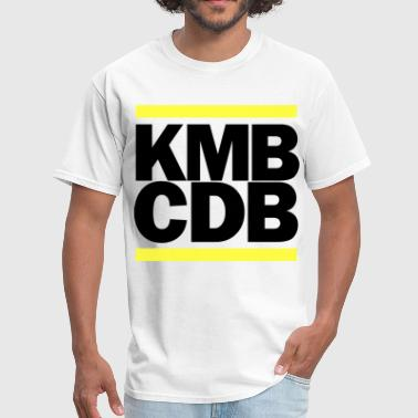 Kmb KMB-CDB 'Run' Logo - Men's T-Shirt
