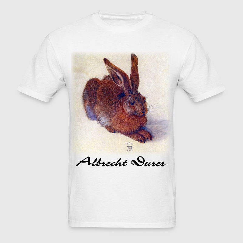 Albrecht Durer – Field Hare - Men's T-Shirt