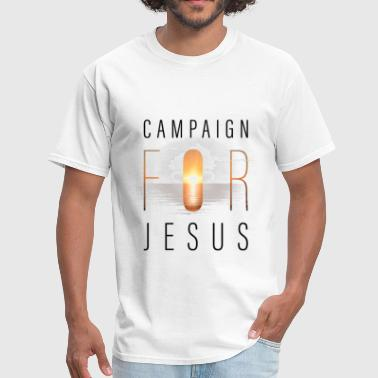 Campaign for Jesus - Men's T-Shirt