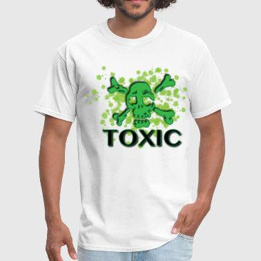 toxic - Men's T-Shirt