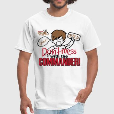 The Commander - Men's T-Shirt