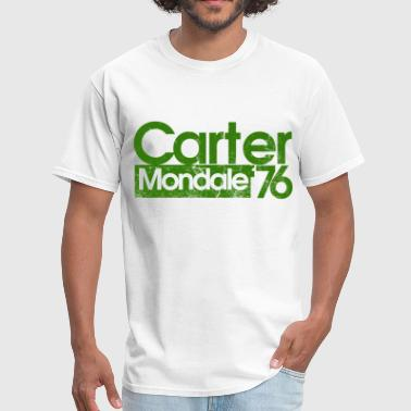 Jimmy Carter Jimmy carter mondale 76 - Men's T-Shirt