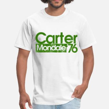Carter Jimmy carter mondale 76 - Men's T-Shirt