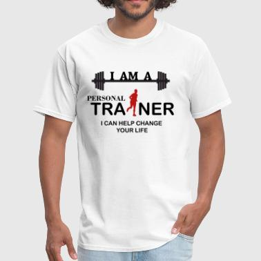 Trainer Personal Training Changes Lives - Men's T-Shirt