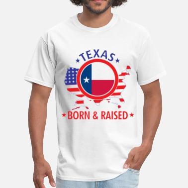 d970818b5 Texas-born-and-raised Texas_born_and_raised - Men's T-