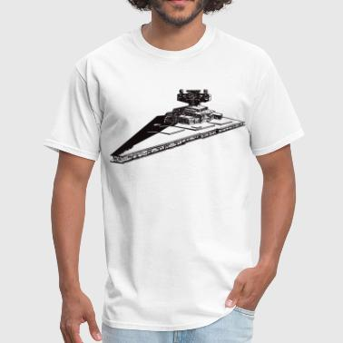 Starship - Men's T-Shirt